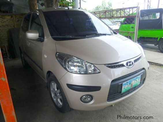 Used Hyundai i10 for sale in Batangas