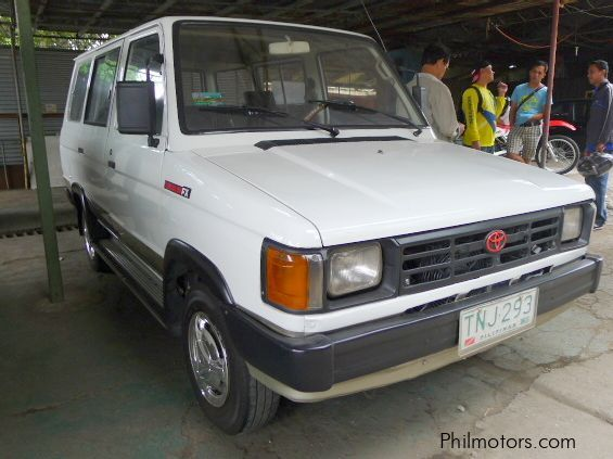 Used Toyota Tamaraw FX for sale in Batangas