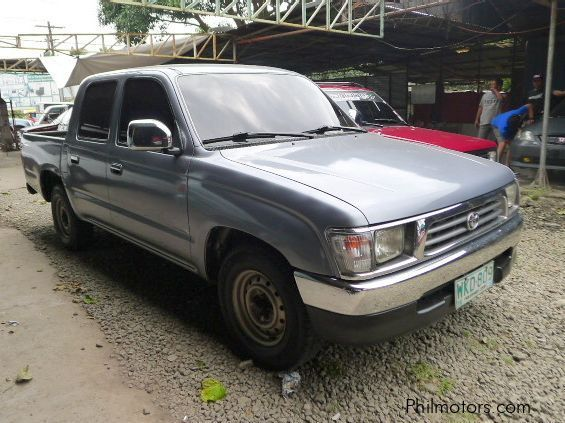 Used Toyota Hilux for sale in Batangas