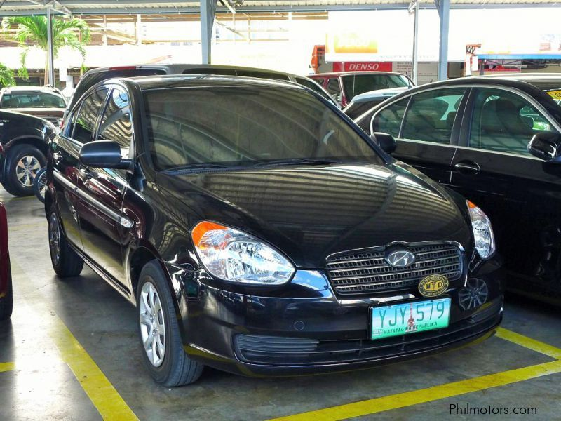 Used Hyundai Accent for sale in Pasig City