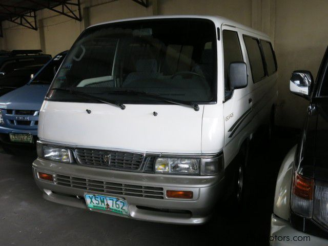 Used Nissan Escapade for sale in Batangas