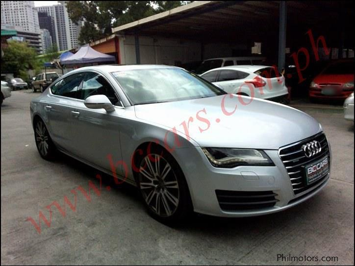 Used Audi a7 for sale in Pasig City