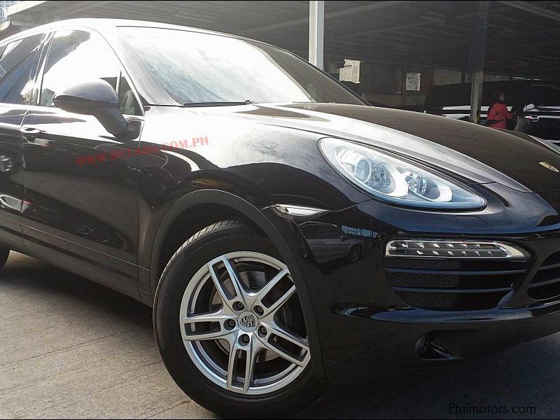 Pre-owned Porsche cayenne for sale in Pasig City