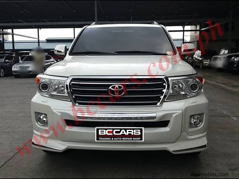 Pre-owned Toyota landcruiser for sale in Pasig City