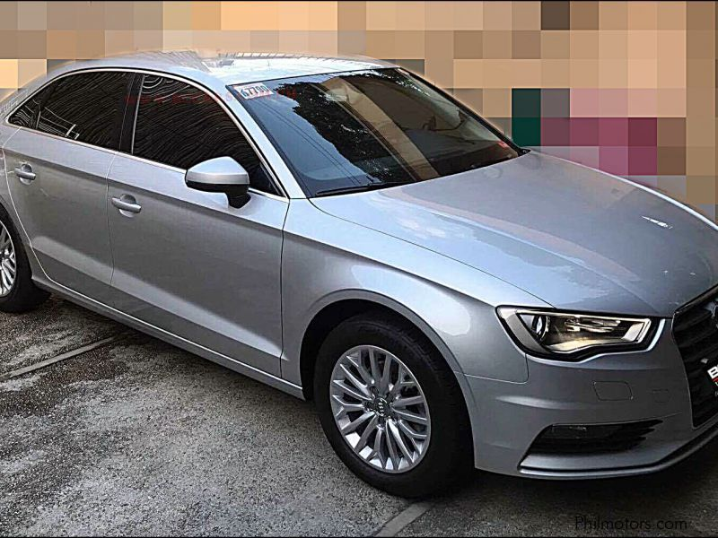 Used Audi a3 for sale in Pasig City