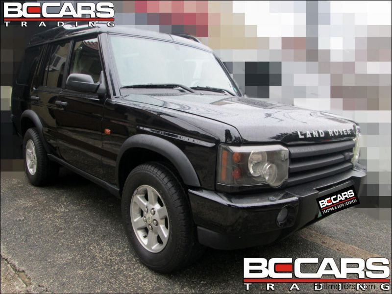 Used Land Rover Discovery 3 for sale in Pasig City