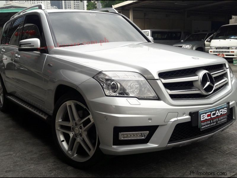 Used Mercedes-Benz GLK 220 for sale in Pasig City
