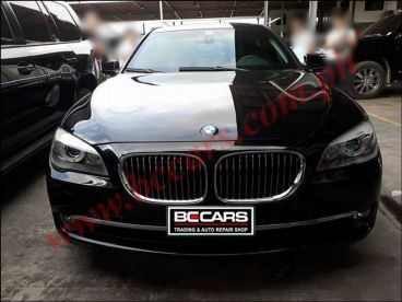 Pre-owned BMW 750Li for sale in