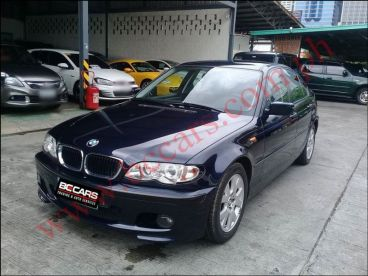 Pre-owned BMW 318i for sale in