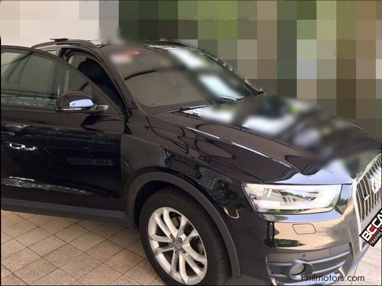 Pre-owned Audi Q3 for sale in Pasig City