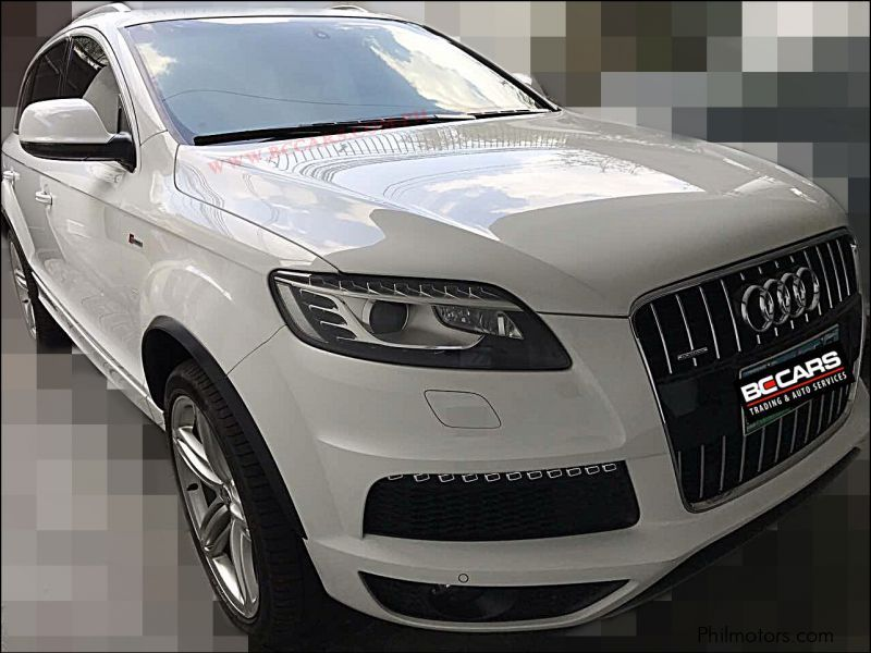 Used Audi q7 for sale in Pasig City