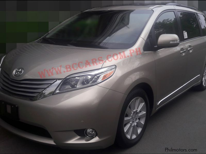 New Toyota sienna limited for sale in Pasig City