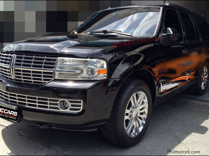 Pre-owned Lincoln navigator for sale in Pasig City