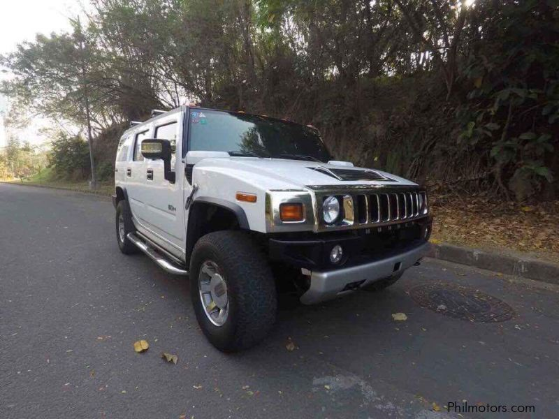 Pre-owned Hummer H2 for sale in Pasig City