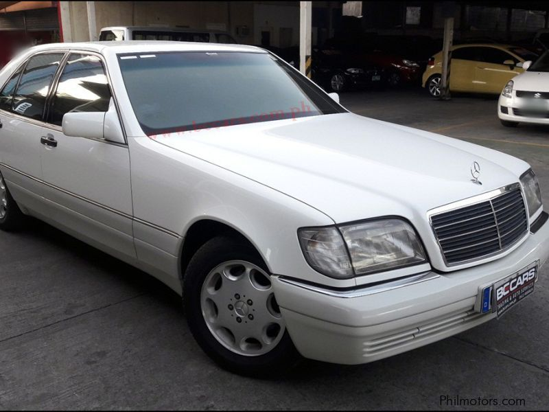 Used Mercedes-Benz S280 for sale in Pasig City