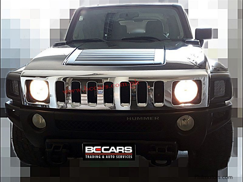 Used Hummer h3 for sale in Pasig City