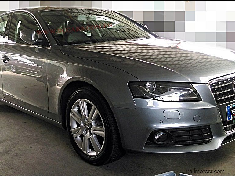 Used Audi A4 for sale in Pasig City