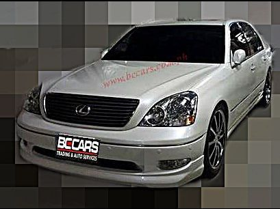 Used Lexus ls430 for sale in Pasig City
