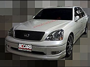 Pre-owned Lexus ls430 for sale in