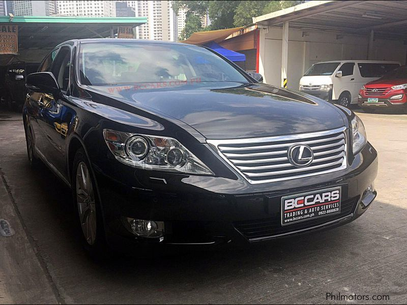 Used Lexus ls460l for sale in Pasig City
