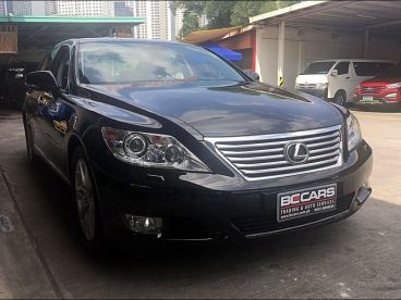 Pre-owned Lexus ls460l for sale in
