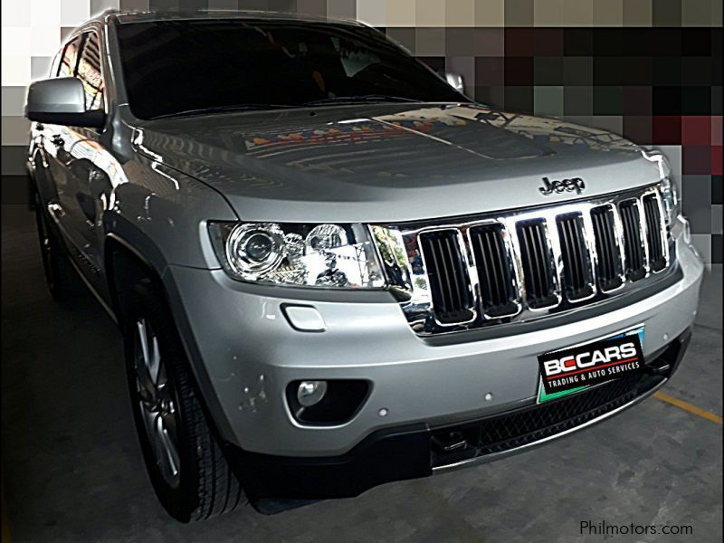 Pre-owned Jeep grand cherokee for sale in Pasig City