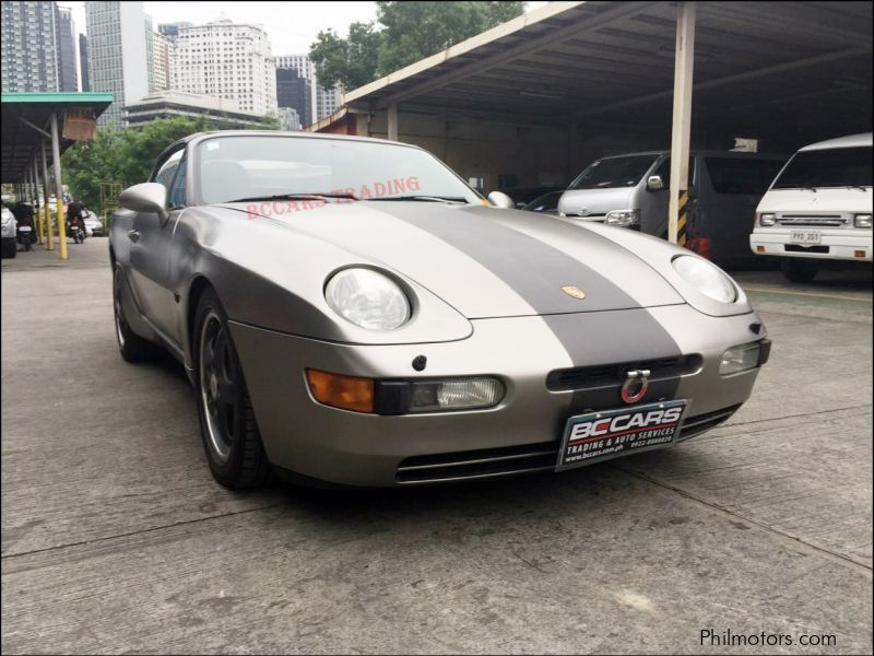 Used Porsche 968 cabrio for sale in Pasig City