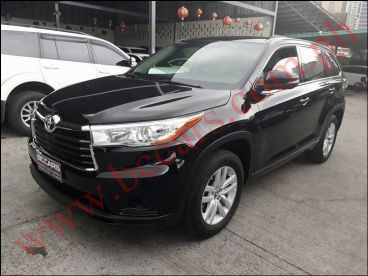 Pre-owned Toyota Highlander for sale in