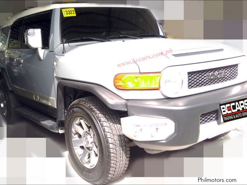 Pre-owned Toyota FJ CRUISER for sale in Pasig City