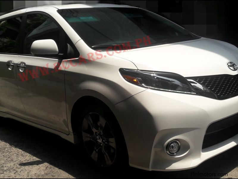 New Toyota sienna sport for sale in Pasig City
