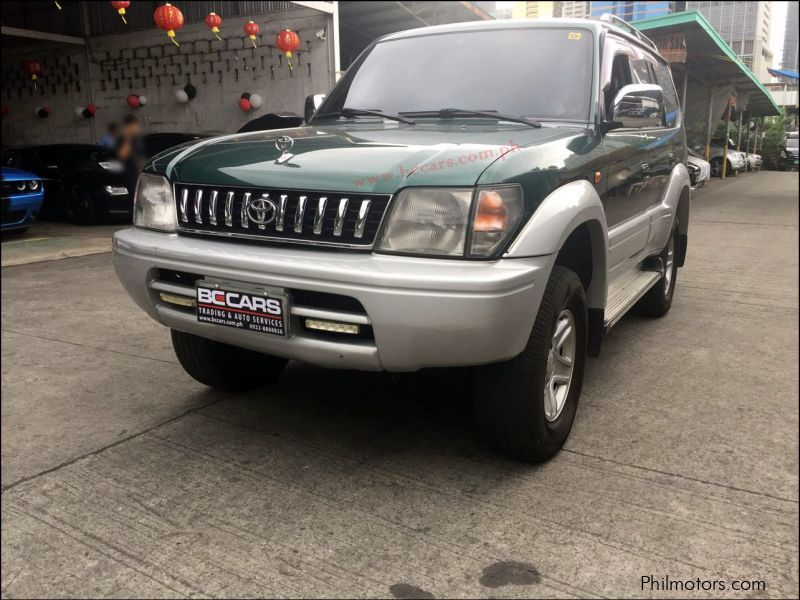 Used Toyota prado for sale in Pasig City