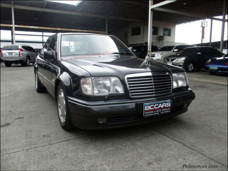 Used Mercedes-Benz e500 for sale in Pasig City