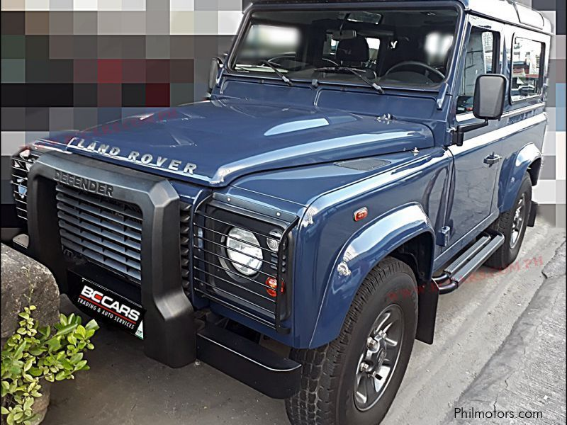 Pre-owned Land Rover DEFENDER 90 for sale in Pasig City