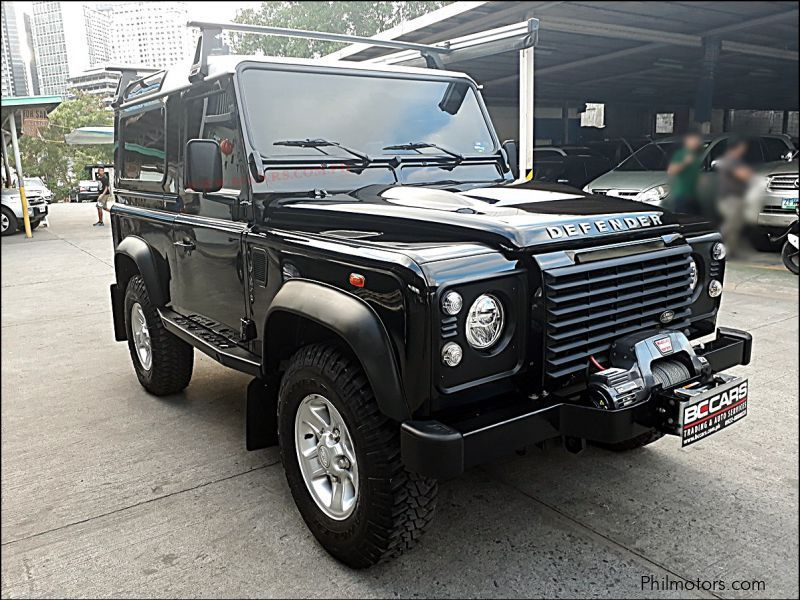 Pre-owned Land Rover defender for sale in Pasig City