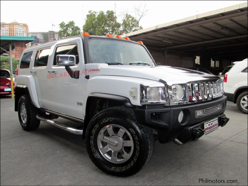 Pre-owned Hummer h3 for sale in Pasig City