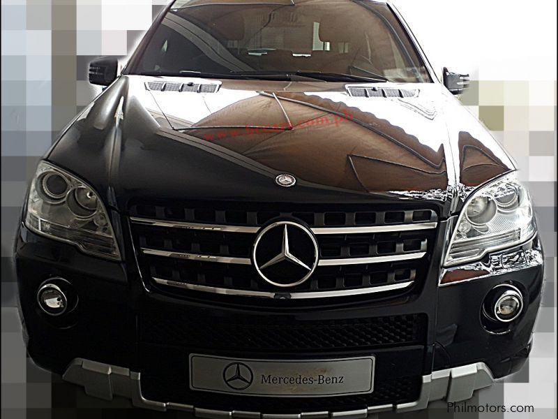 Used Mercedes-Benz ml350 for sale in Pasig City