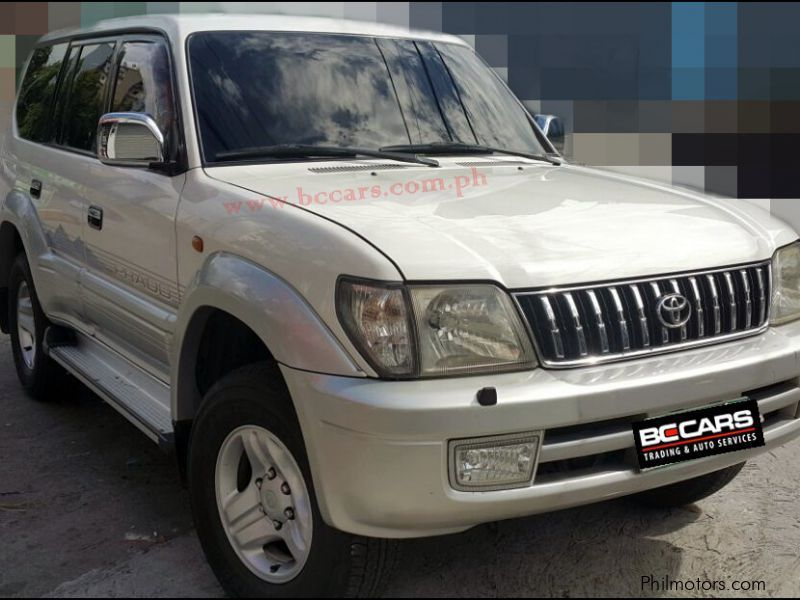 Pre-owned Toyota prado for sale in Pasig City