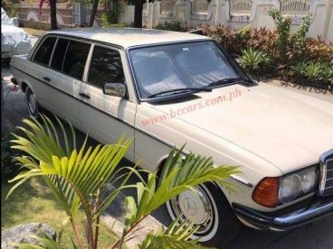 Pre-owned Mercedes-Benz 240d for sale in