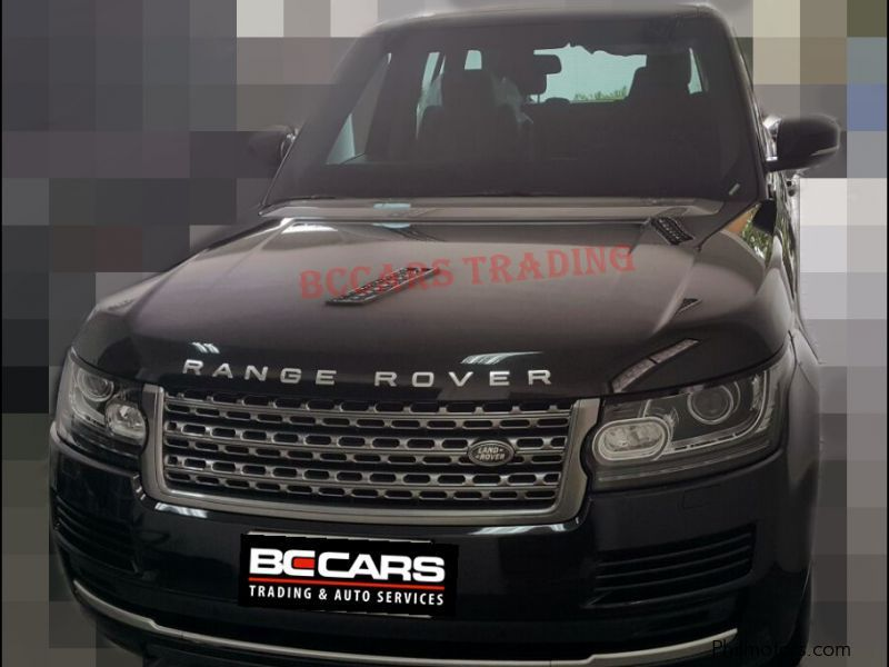 Pre-owned Range Rover full size for sale in Pasig City