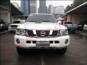 Pre-owned Nissan nissan patrol super safari for sale in