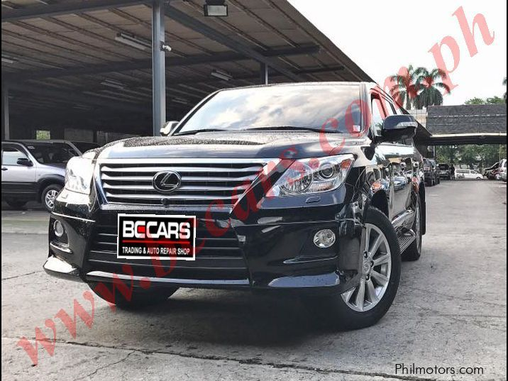 Used Lexus lx 570 for sale in Pasig City