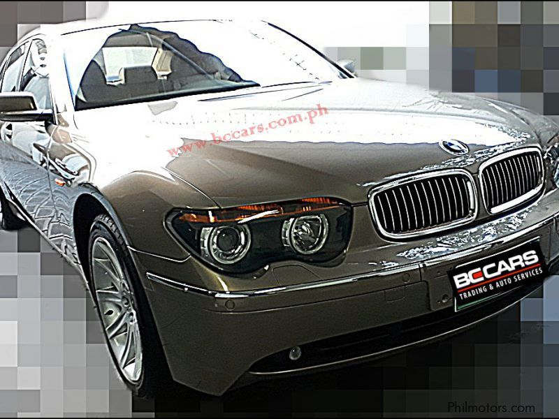 Used BMW 735li for sale in Pasig City