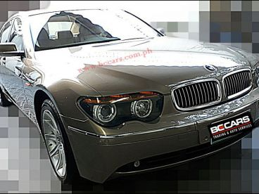 Pre-owned BMW 735li for sale in