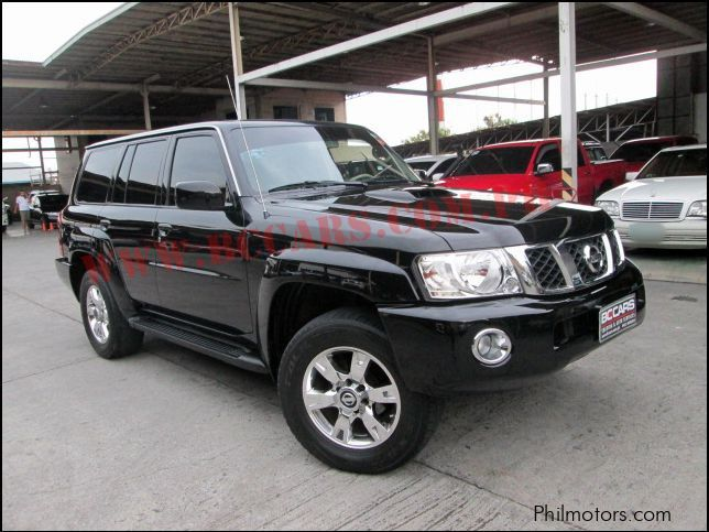 Used Nissan Patrol for sale in Pasig City
