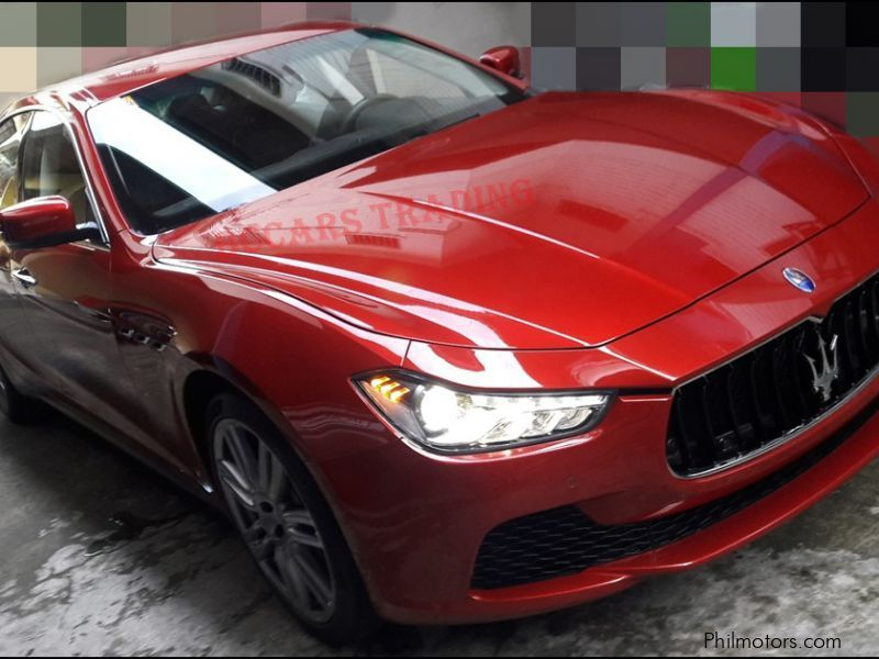 Used Maserati GHIBLI for sale in Pasig City