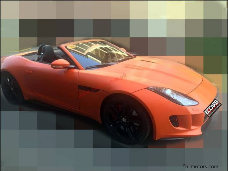 Used Jaguar FTYPE for sale in Pasig City