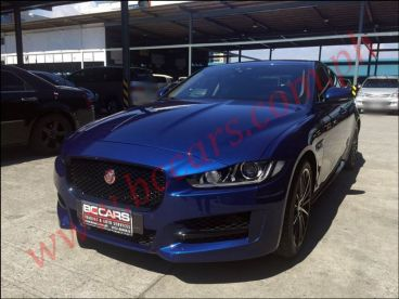Pre-owned Jaguar XE for sale in