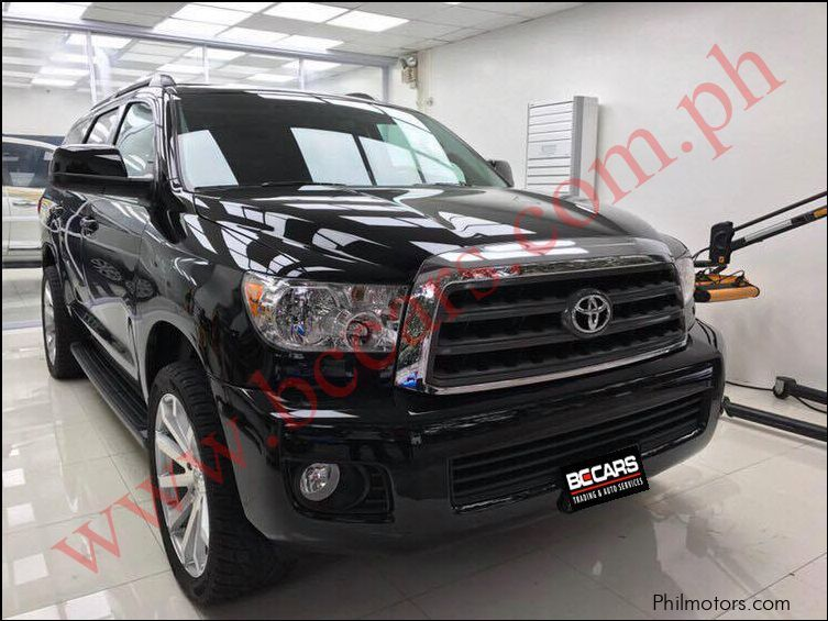 Pre-owned Toyota Sequioa for sale in Pasig City