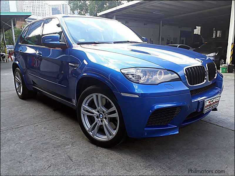 Pre-owned BMW x5 m for sale in Pasig City