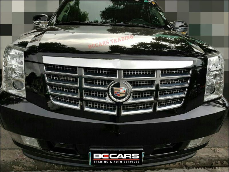 Pre-owned Cadillac escallade for sale in Pasig City